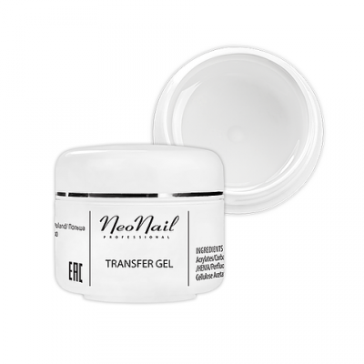Transfer Gel Clear