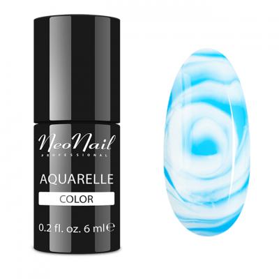 Aquarelle Blue