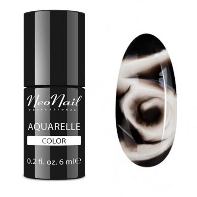 Aquarelle Sephia