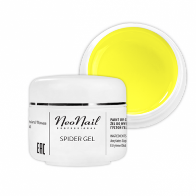 Spider Gel Neon Yellow 5gr